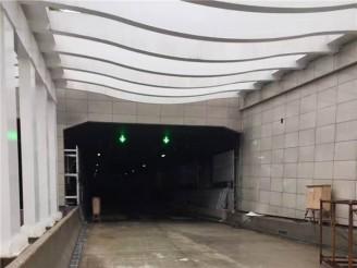 南昌赣江红谷隧道(防